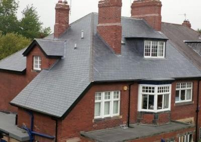 Domestic House Roof – Gosforth