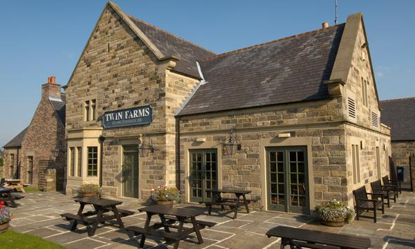 Twin Farms – Public House