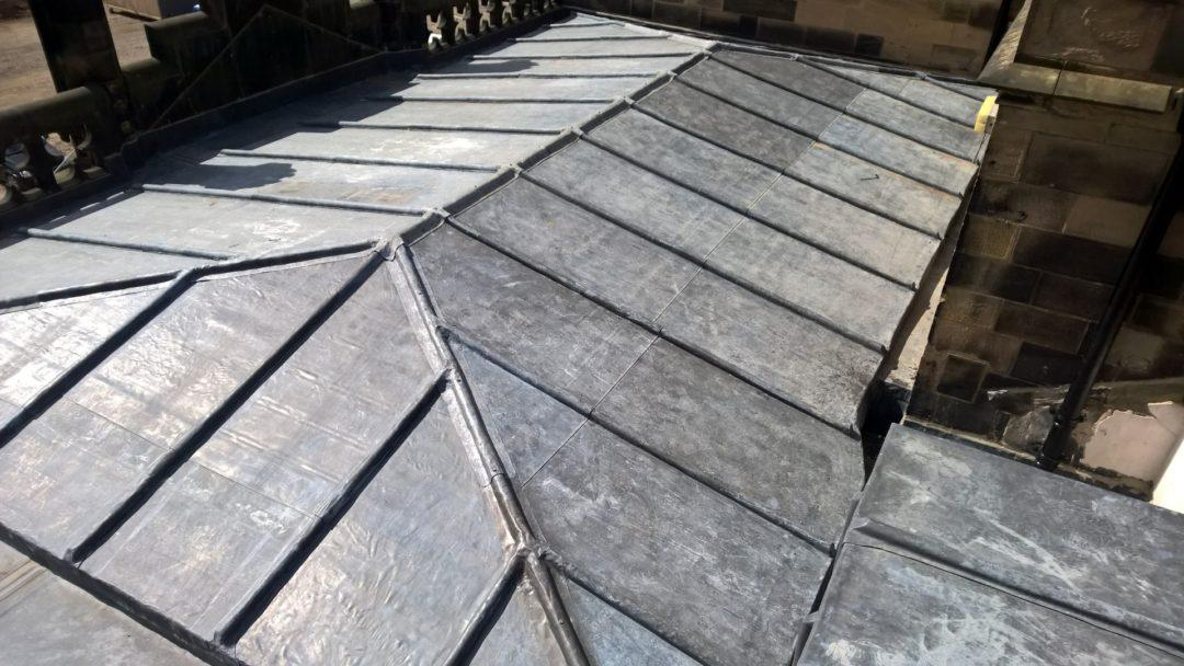 Lead Roof