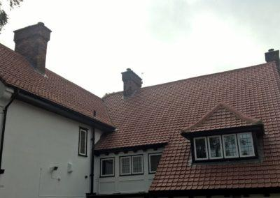 Domestic House Roof